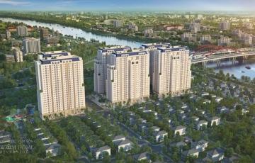 Tiềm năng của dự án căn hộ Dream Home Riverside quận 8