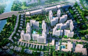 Tiến độ thi công nhà mẫu dự án Akari City Bình Tân – Tháng 08/2018