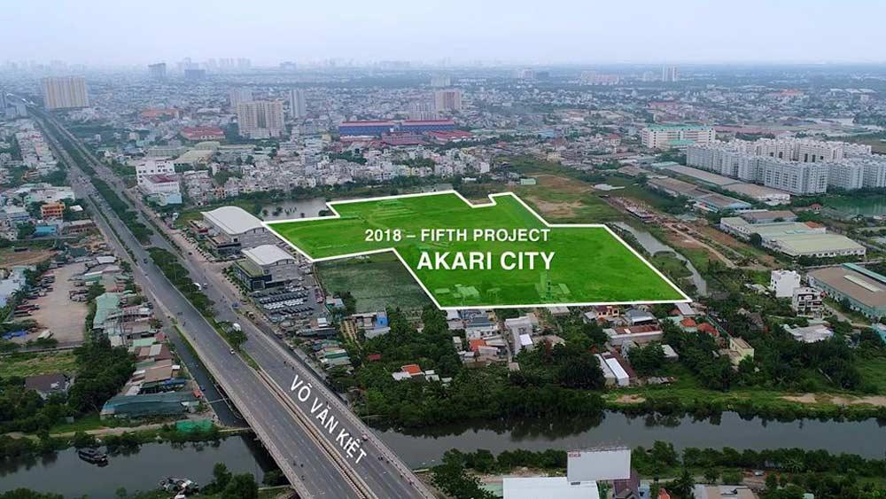 Bất động sản phía Tây Nam Sài Gòn