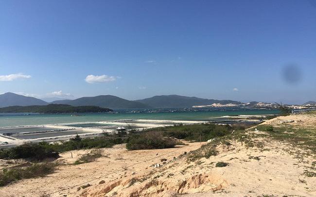 Đề nghị tạm dừng quy hoạch đặc khu Bắc Vân Phong