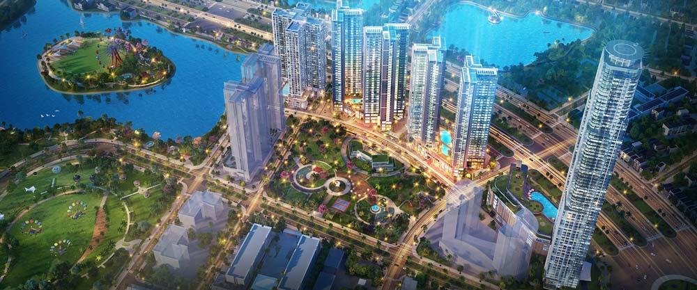 Điểm tên những đại dự án sẽ là át chủ bài trên thị trường BĐS Sài Gòn cuối năm