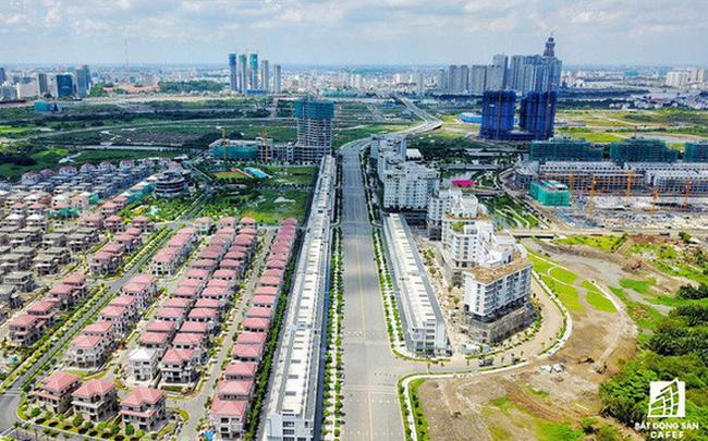Giá bất động sản Tp.HCM biến động mạnh trên thị trường thứ cấp