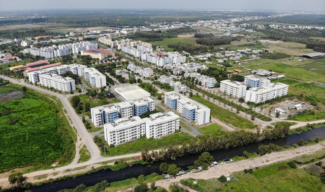Khu tái định cư ngàn tỉ ở Bình Chánh giống như đô thị ma