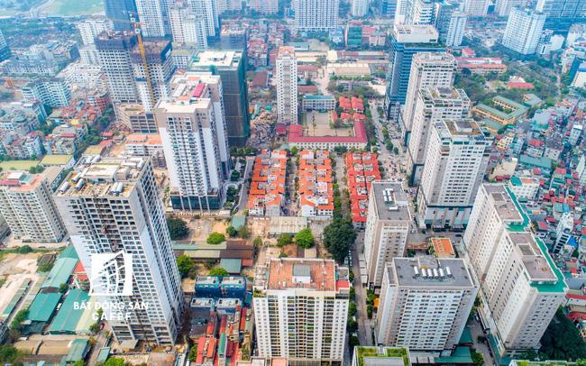 Nguồn cung căn hộ mới tại TP.HCM đang thấp kỷ lục trong vòng 5 năm qua