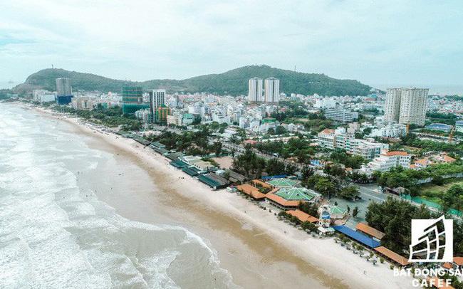 Sẽ cưỡng chế nhiều dự án tự ý phân lô ở Phú Mỹ tỉnh Bà Rịa-Vũng Tàu