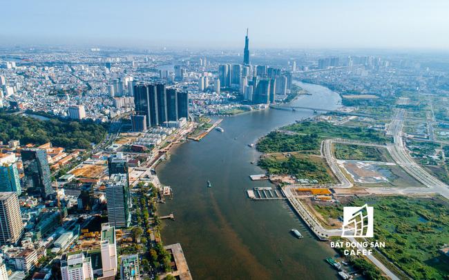 TP.HCM lên kế hoạch quy hoạch lại đô thị dọc hai bờ sông Sài Gòn