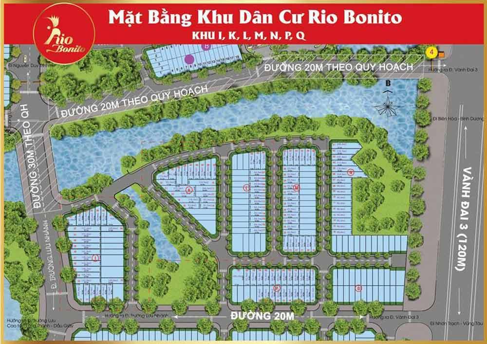 Khu dân cư Rio Bonito